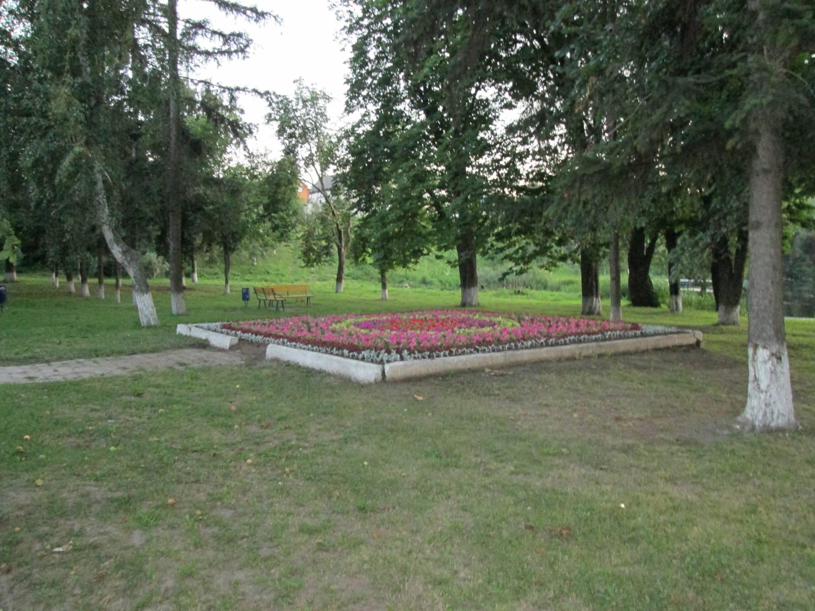 Благоустрій селища Коломак — 2015