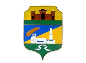 Герб селища Коломак