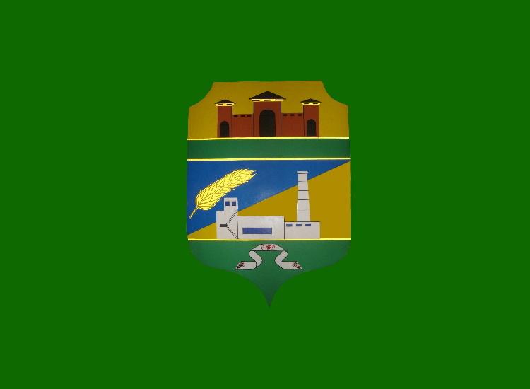 Прапор селища Коломак