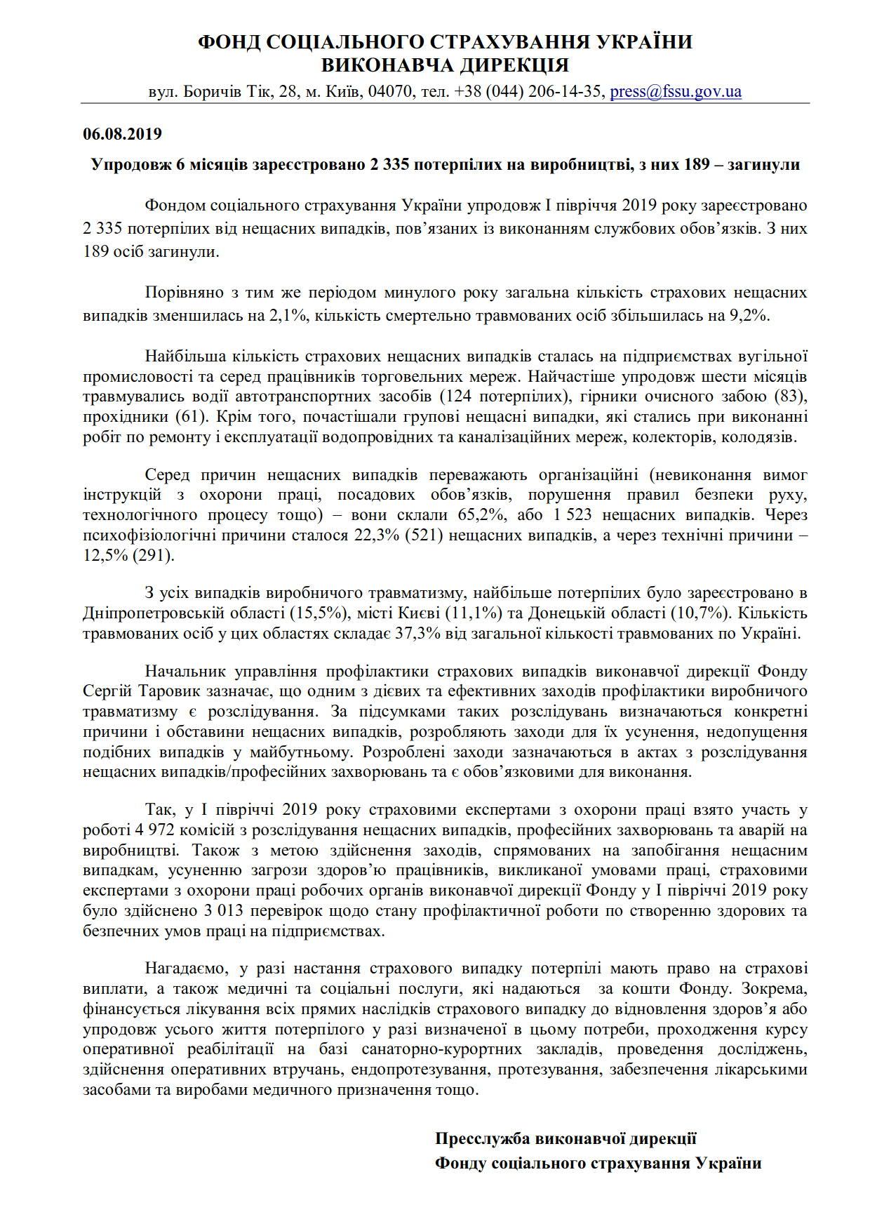 ФССУ_Нещасні випадки статистика_06.08.19_1
